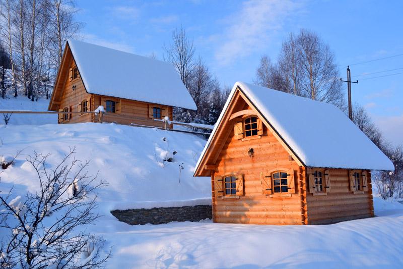 Genialny Domki w górach - Tylmanowa CC48